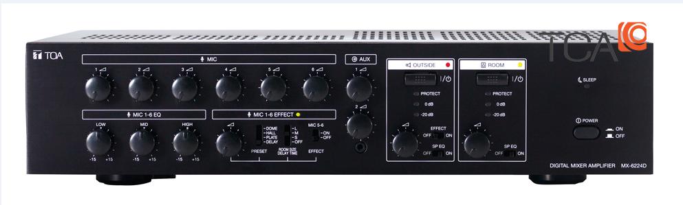MX-6224D - âm thanh TOA