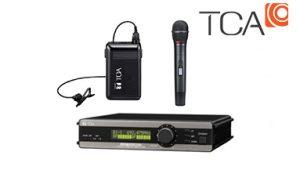 Hệ thống micro không dây UHF dòng 5000