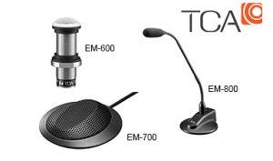 Micro độ nhạy cao EM-600/700/800