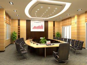 Phòng họp ban giám đốc - kiểu 1