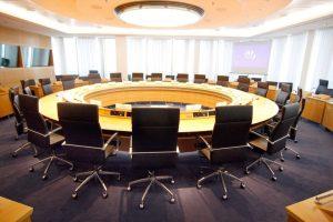Phòng họp ban giám đốc - kiểu 2