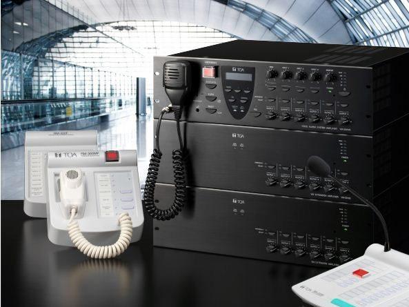 Hệ Thống Thông Báo Khẩn Cấp Dòng VM-3000