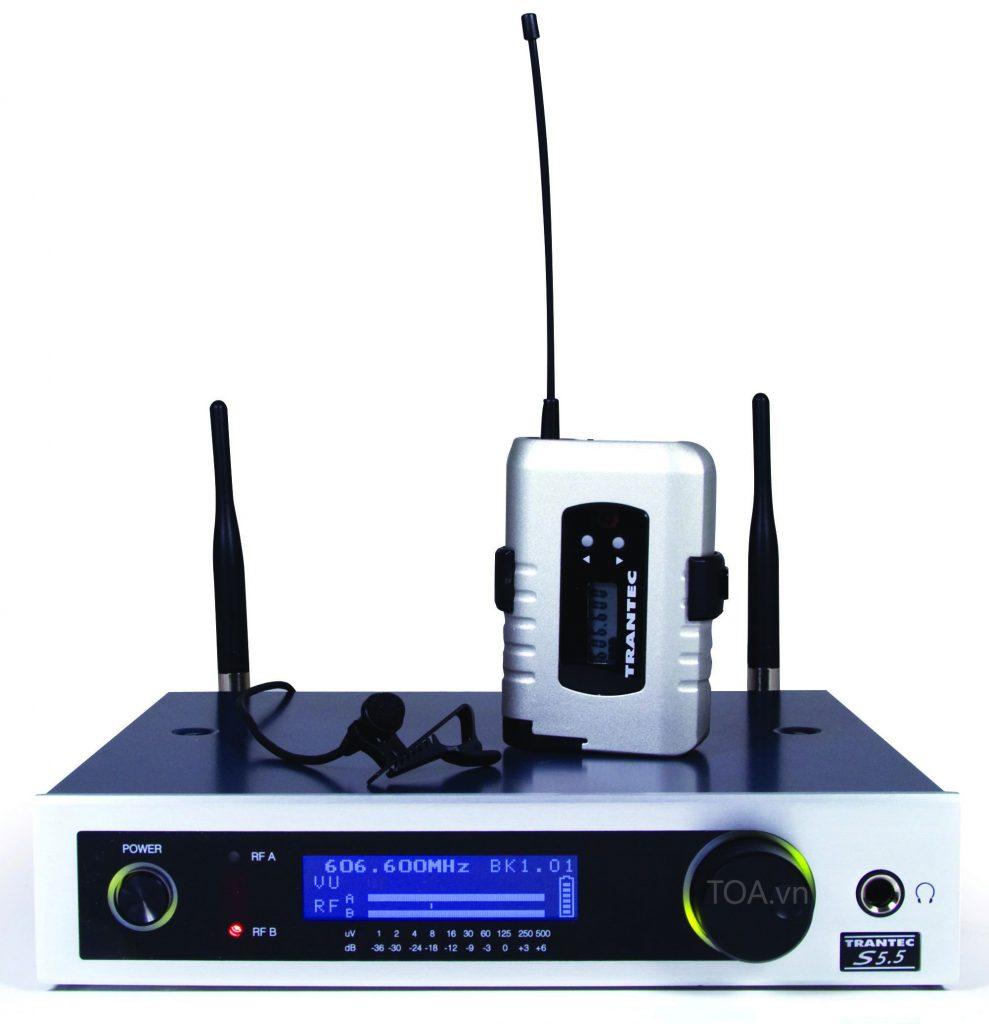 Bộ thu phát không dây TRANTEC S5
