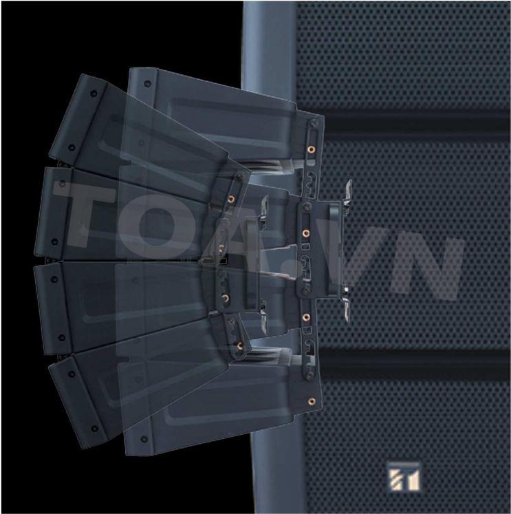 Hệ thống loa array TOA HX-5
