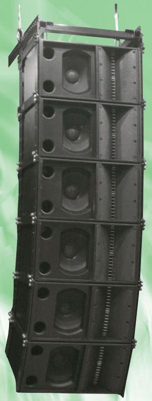 Hệ thống loa line array TOA