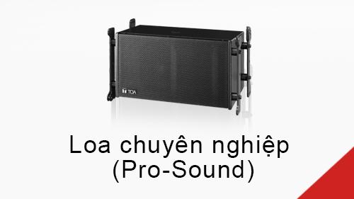 Thiết bị hệ thống âm thanh TOA