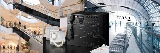 Hệ thống âm thanh thông báo