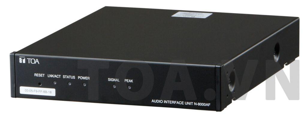 Bộ giao diện audio TOA N-8000AF
