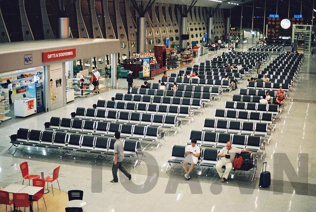 Giải pháp âm thanh sân bay TOA