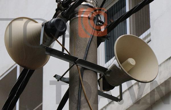 Giải pháp âm thanh xã phường