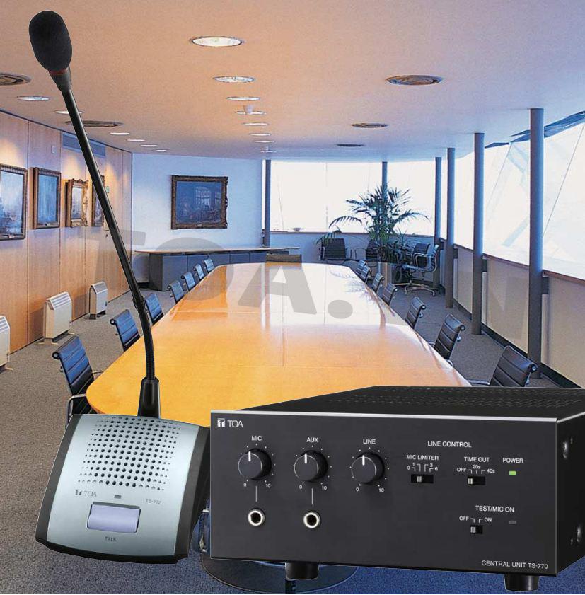 Hệ thống hội thảo TOA TS-770