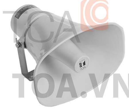 Loa nén phản xạ vành chữ nhật TOA SC-630M