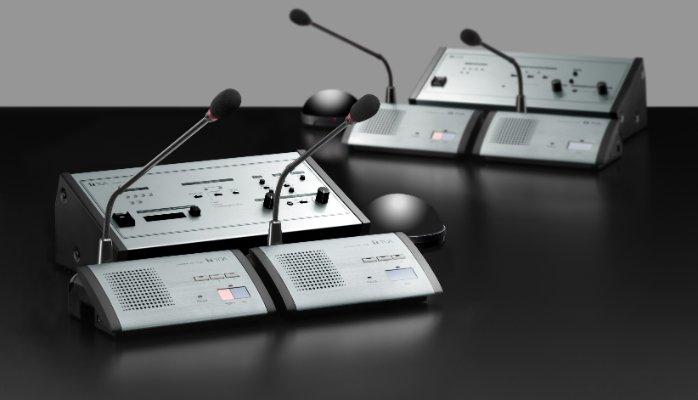 thiết bị hội thảo không dây