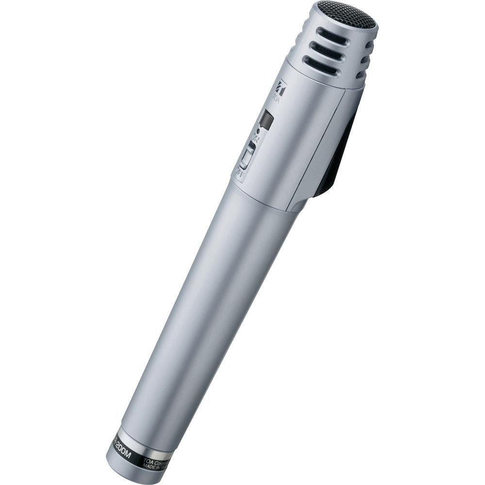 Micro hồng ngoại (kiểu cầm tay) : IR-200M