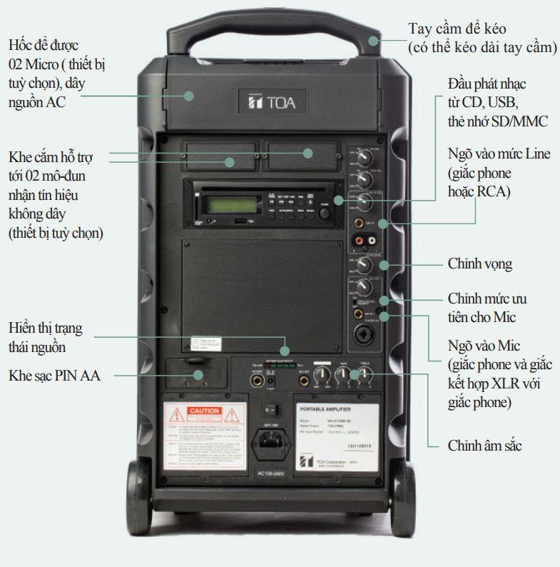 Hệ thống âm thanh trường học