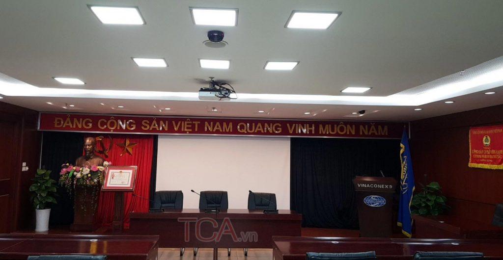 Âm thanh phòng họp hội nghị